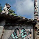 Every Totem Tells a Story  by John  Kapusta