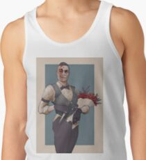 The Groom Tank Top