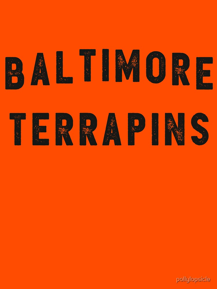 Baltimore Terrapins by pollylopsicle