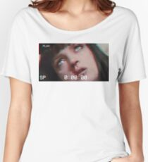 Retro Mia Wallace Women's Relaxed Fit T-Shirt