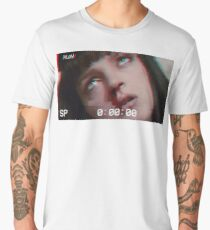 Retro Mia Wallace Men's Premium T-Shirt
