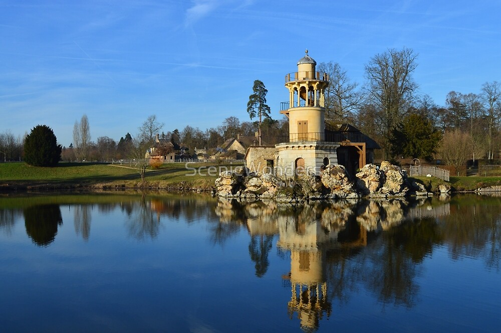 Versailles Palace Gardens by ScenicWonders