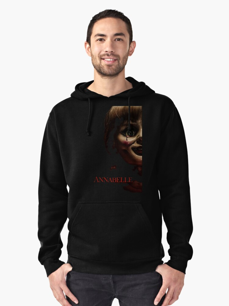 Annabell Pullover Hoodie Front