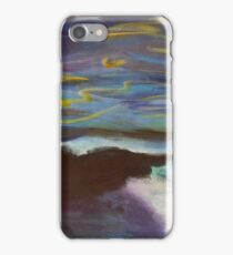 Painting The Sky iPhone Case/Skin