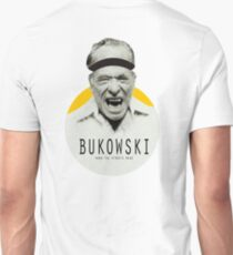 Charles Bukowski: Open Your Mind T-Shirt