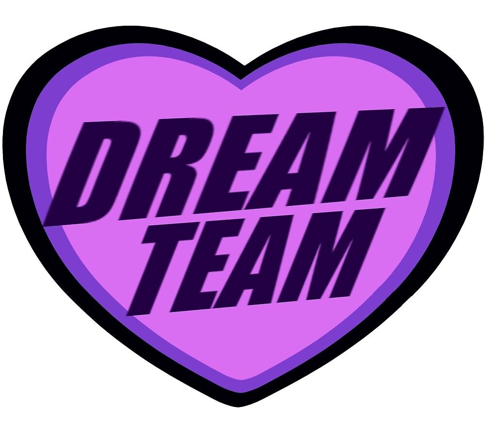 Dream Team Heart by LadyDreamTV