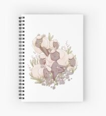 Aran Islands Spiral Notebook