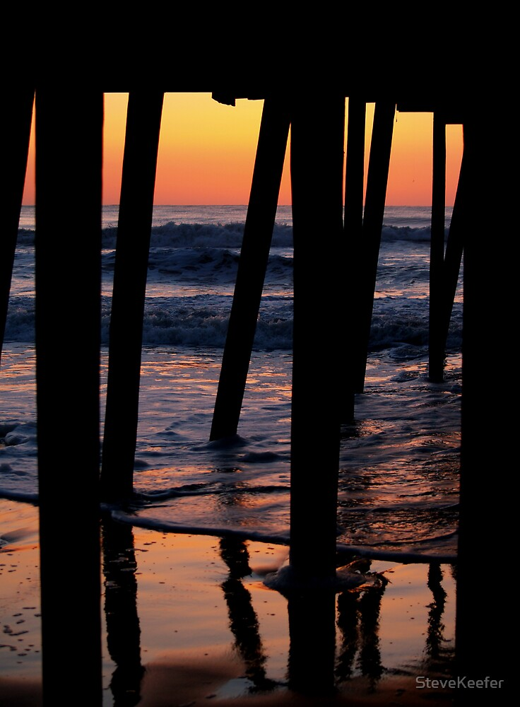 Under the Boardwalk by SteveKeefer