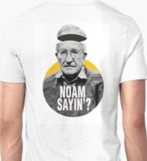 Noam Chomsy : Open Your Mind T-Shirt