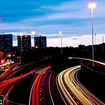Glasgow M8 by maguirephoto