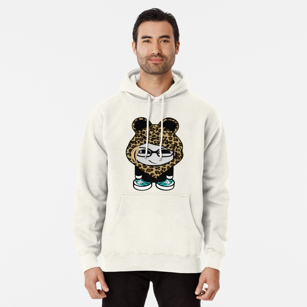 Kimdolion O'bot Toy Robot 1.0 Pullover Hoodie