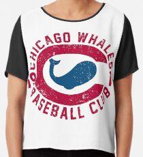 Chicago Wale Chiffontop
