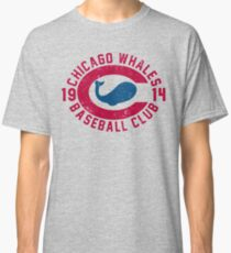 Chicago Whales Classic T-Shirt