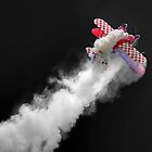 Lauren Richardson - Smoking - SC - Shoreham 2012 von Colin  Williams Photography
