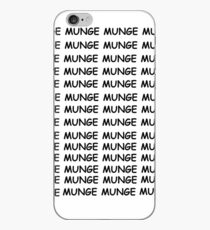 Munge-- Smosh Shayne Reference iPhone Case