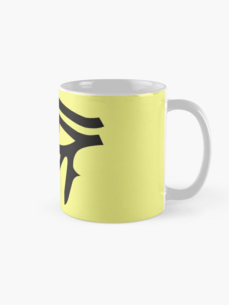 Alternate view of Eye of Horus Lemon Mug