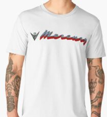 Classics Passion 009 V8 Mercury emblems Men's Premium T-Shirt