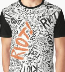 Riot! Graphic T-Shirt