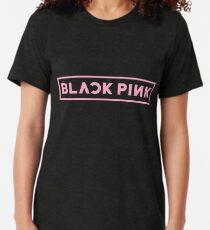 Blackpink Logo - Pink Vintage T-Shirt