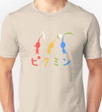Pikmin Stylized Unisex T-Shirt