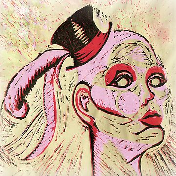 Morbid Model by Pencil-Princess