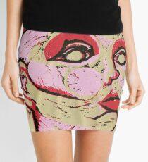 Morbid Model Mini Skirt