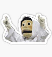 FRIAR DOM CHEERING Sticker