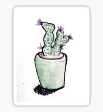 Succulent Watercolour 4 Sticker