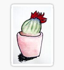 Succulent Watercolour 5 Sticker