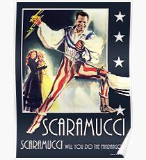Scaramucci Poster