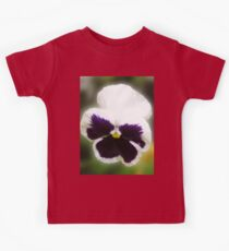 Bright and Cheerful - Pansy Portrait Kids Clothes