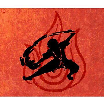 Avatar Feuer Bender von TheRonSwanson