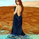 Desert Girl by leahkatewrite
