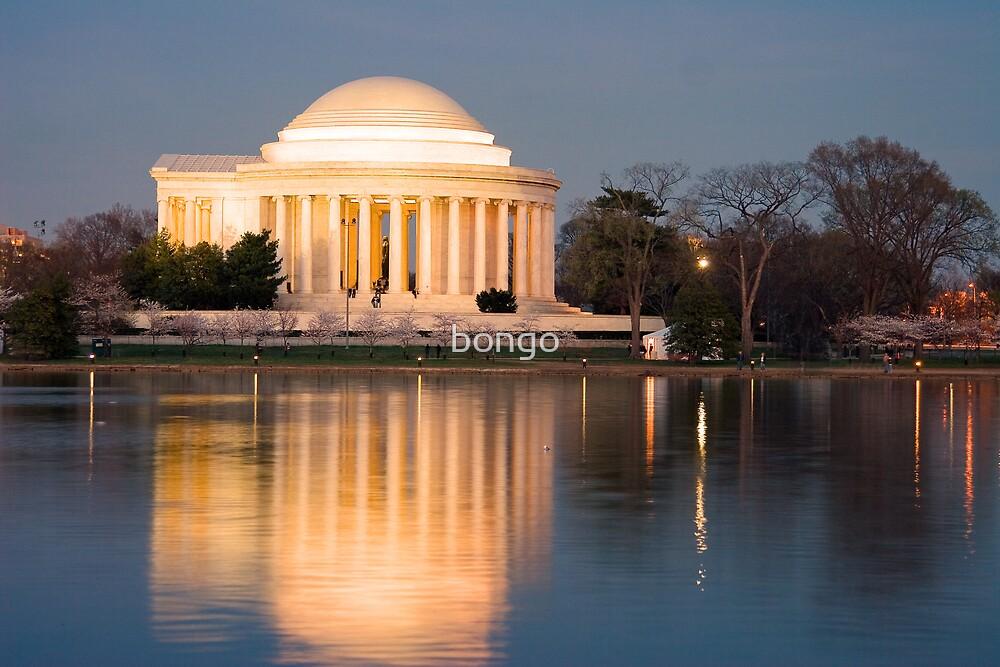 Jefferson Memorial, Washington D.C. by bongo
