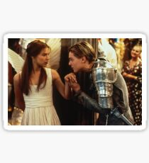 Romeo and Juliet Sticker