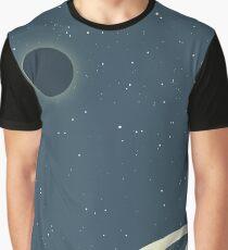 Total Solar Eclipse  Graphic T-Shirt
