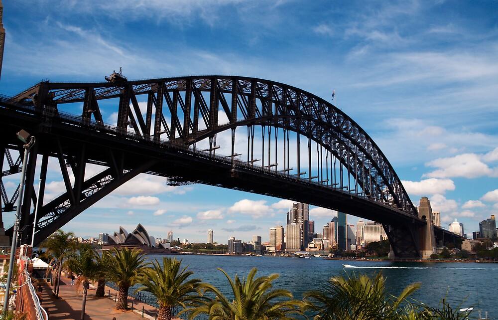 Sydney Harbour Bridge by Stephen Norris