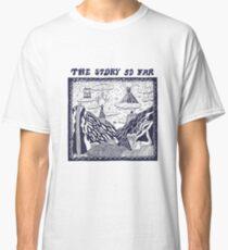 Die Geschichte bisher transparent (selbst betitelt) Classic T-Shirt