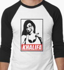 khalifa a sexy baby girl Men's Baseball ¾ T-Shirt