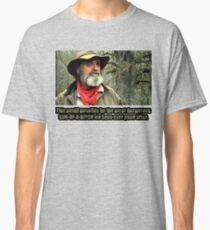 Trapper Mountain Monsters Classic T-Shirt
