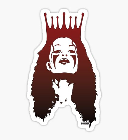 MONO Queen Tee Sticker