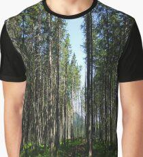 Zakopane landscape Graphic T-Shirt
