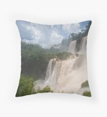 Iguazu, Argentina Throw Pillow