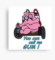 GUM! Canvas Print