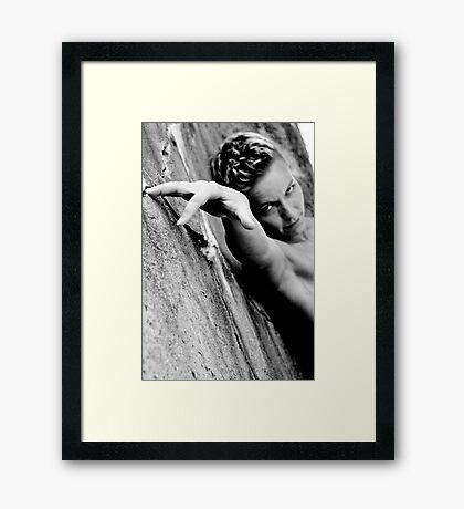 Possession Framed Print