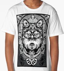 wolf Long T-Shirt