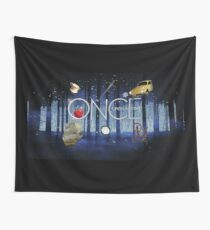 ONCE UPON A TIME new! Wall Tapestry