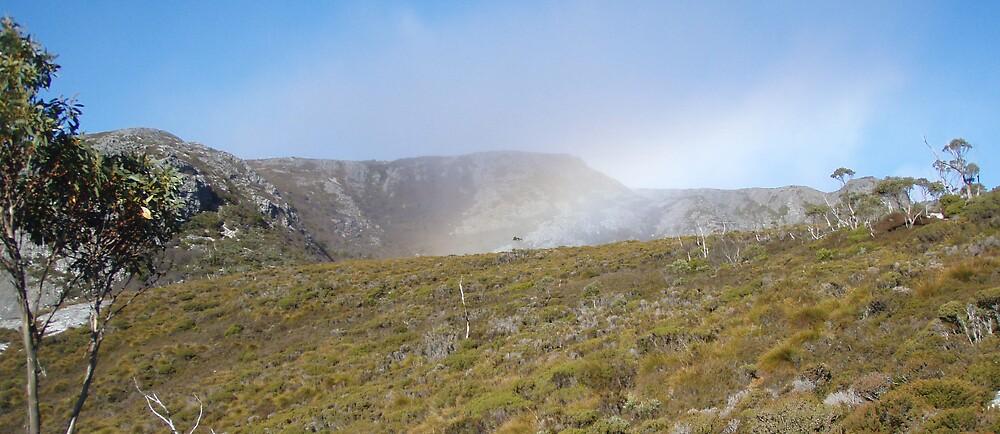 mystical mist - end of the rainbow by gaylene