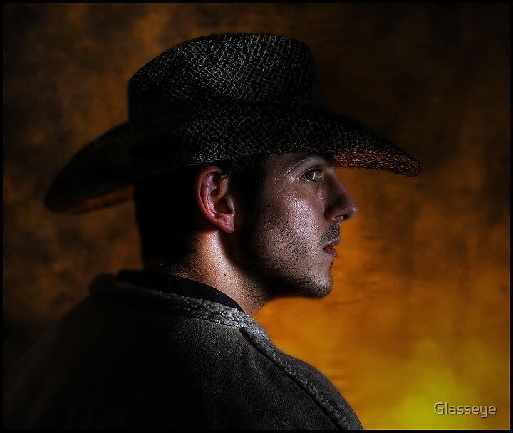 The Cowboy by Glasseye