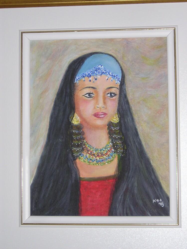 Egyptian peasant by aida3